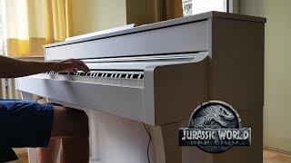 Jurassic World: Fallen Kingdom Soundtrack - Preview (Piano Cover)