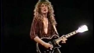 Whitesnake 06 John Sykes Solo Rock in Rio 1985.