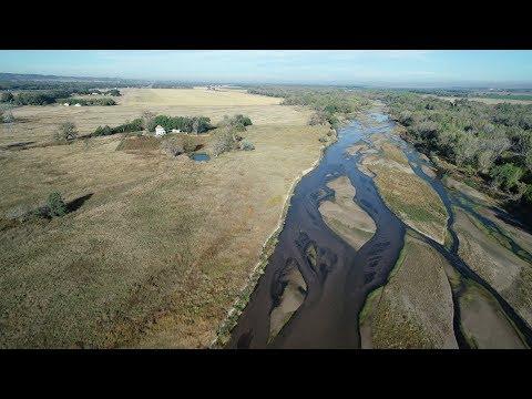 Nebraska Recreational Land For Sale | Maxwell Platte River Hunt & Home
