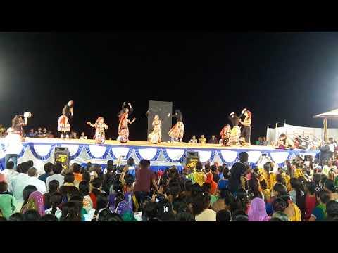 Kutch kalyani group mandvi-kutch/ Navratri performance at mandvi beach /Dakla dance 2017.