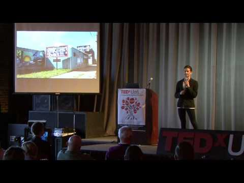 Artist Innovation for Creating a Culture of Health | Josh Miller | TEDxUofL