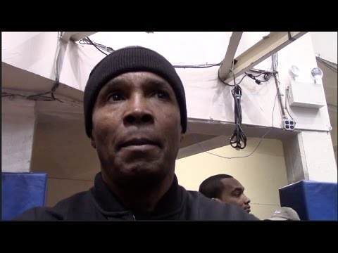 SUGAR RAY LEONARD GIVES HIS THOUGHTS ON FLOYD MAYWEATHER v CONOR McGREGOR & CANELO v CHAVEZ JR