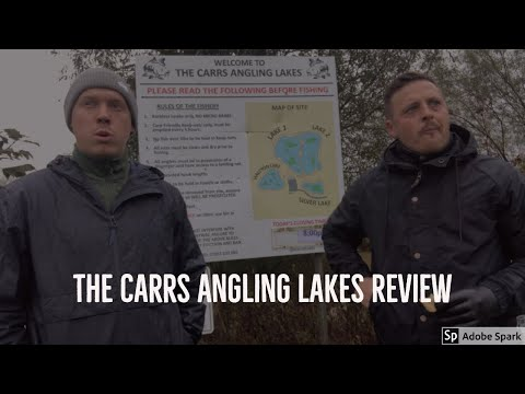 The Carrs Angling Lakes - Coarse Fishing Day Session September 2019