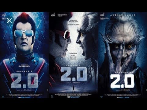robot 2 0 full movie official trailer hindi trailer 3d technology advance robot. Black Bedroom Furniture Sets. Home Design Ideas