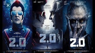 Robot 2.0 full movie || Official Trailer || Hindi trailer || 3D technology || Advance robot ||