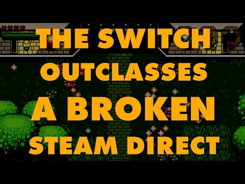 Baixar Steam Isn't Fine: Indie Game Performs 20 Times Better On Switch Than Steam