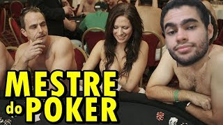 NOOB, MESTRE DO POKER!