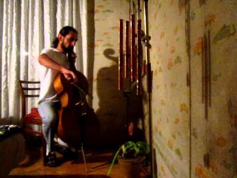 Bach Cello Suite D minor, Allemande - Aram Asatryan