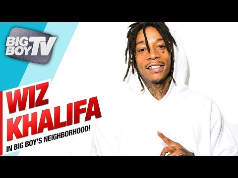 Wiz Khalifa on Pre-Rolls, Lil' Uzi Vert and how Buff He's Trying to Get!