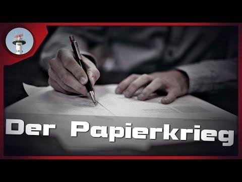 0 - Der Papierkrieg