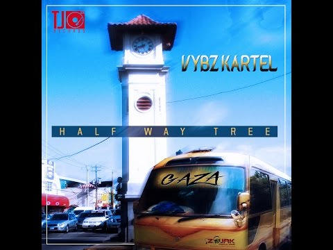 Vybz Kartel - Half Way Tree