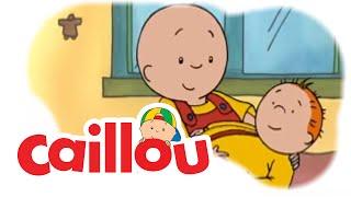 Caillou - Big Brother Caillou  (S01E12) | Cartoon for Kids