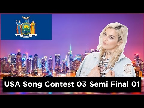 USA Song Contest 03 | Semi Final 01