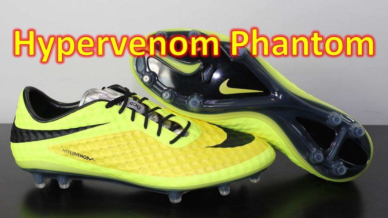 online retailer 4f628 846ec Nike Hypervenom Phantom Vibrant Yellow/Volt Ice - Unboxing + On Feet