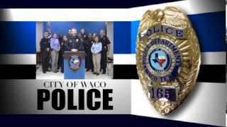 Waco Police Department PD 2014 recruitment