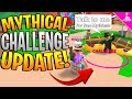 NEW MYTHICAL CHALLENGES UPDATE IN ROBLOX MINING SIMULATOR! *FREE MYTHICALS*