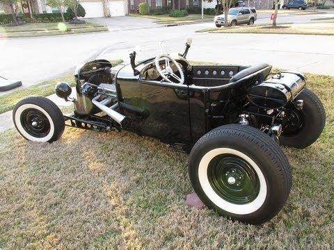 Dodge Roadster,Ratrod - YouTube