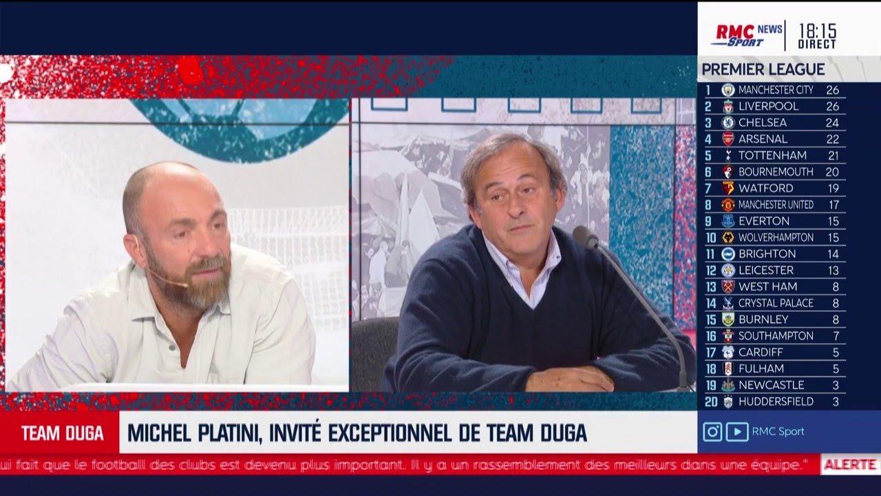 Ballon d'or : Platini vote Varane sans hésitation