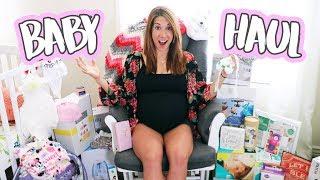 Ultimate Baby Girl Haul!