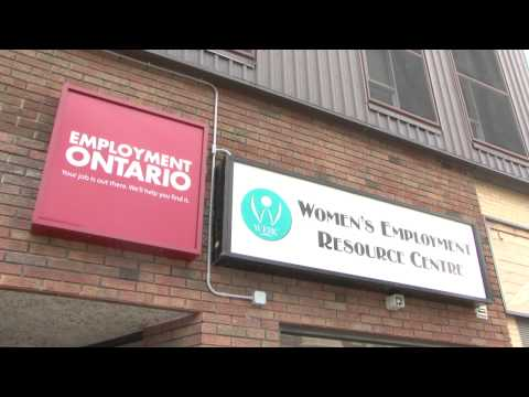 Women's Employment Resource Centre/ Promotional Video #1 (GP)