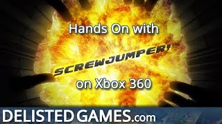 Screwjumper - Xbox 360 (Delisted Games Hands On)
