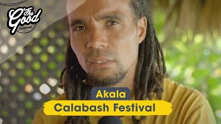 The Good Interview — Calabash Festival 2018: Akala