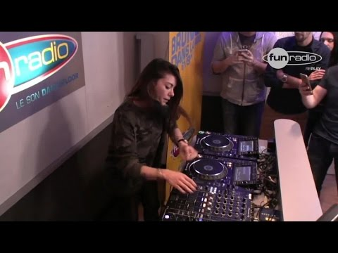 Maeva Carter en mix dans Le Before Party Fun