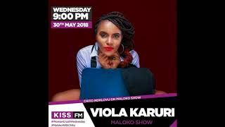 Viola Karuri talks about a recent accident that almost took her life