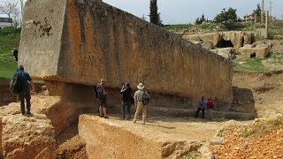 Megalithic Enigmas Of Baalbek Lebanon: Part 1 Of 4: Quarry 1