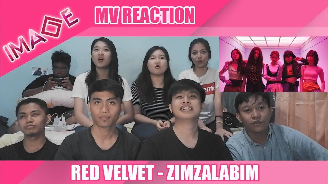 Download [IMAGE™] MV REACTION