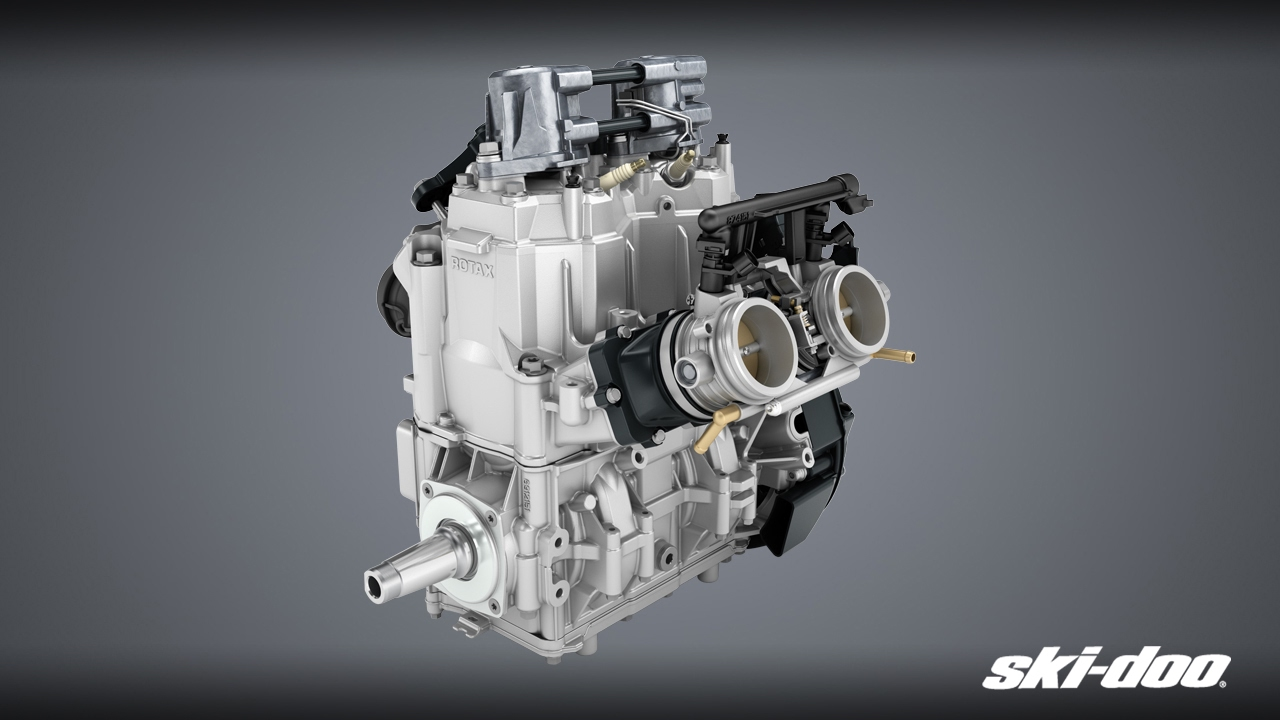 The Next Rotax 850 E Tec Engine For Ski Doo Snowmobiles Youtube Heated Grips Wiring Diagram