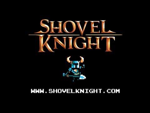 Shovel Knight trailer dispenses shovel justice