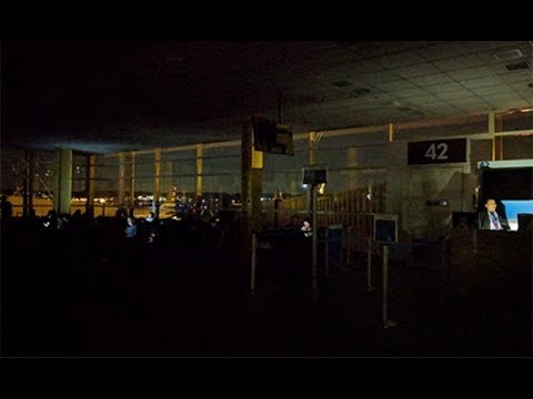 BREAKING: POWER OUT AT RONALD REAGAN NATIONAL AIRPORT (DCA)