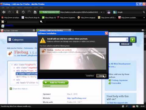 How To edit Websites With 2 Firefox add-ons (Page hacker) and (Firebug)