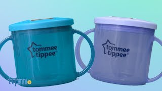 Free Flow Trainer Cup from Tommee Tippee
