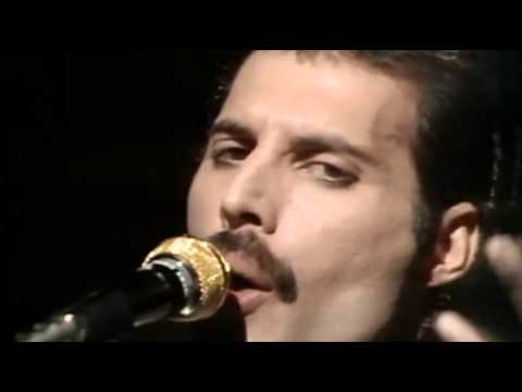 Queen - Las Palabras de Amor (The Words Of Love) Español/Inglés