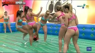 hot Women's Slip N Slide  Soccer Outdoor  water football games