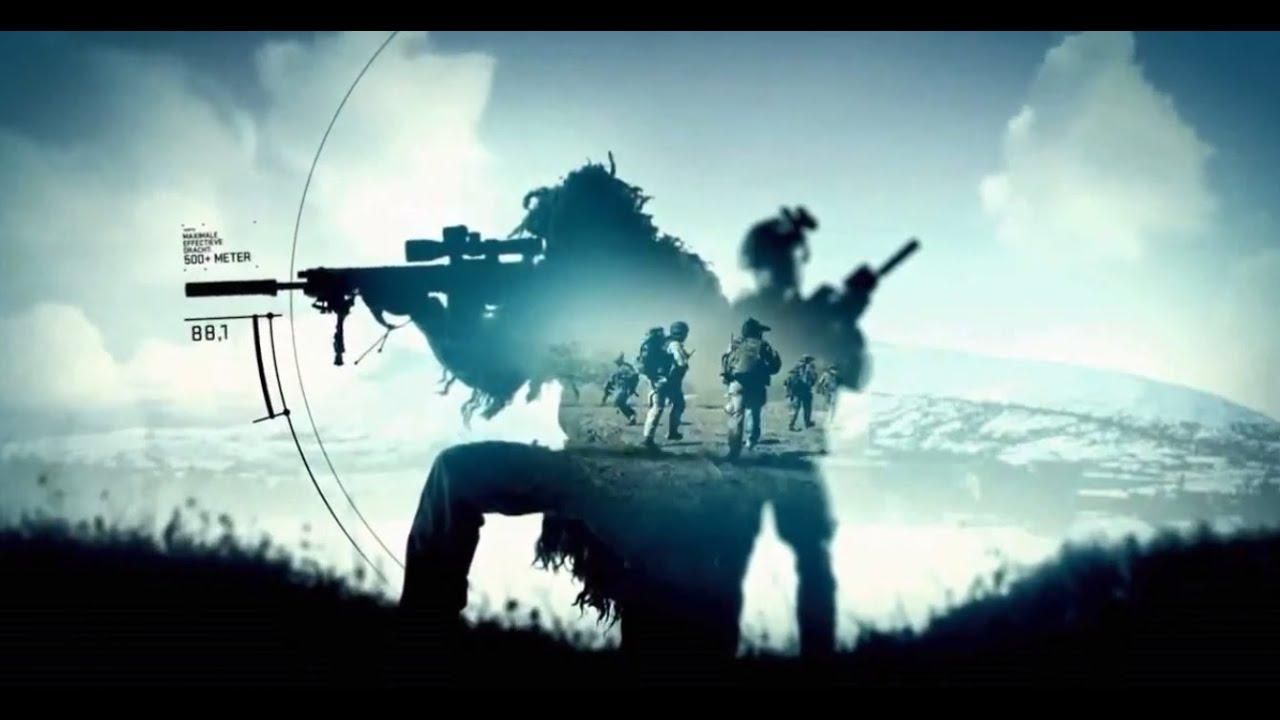 Korps Commandotroepen (KCT) Sniper / Dutch Special forces ...