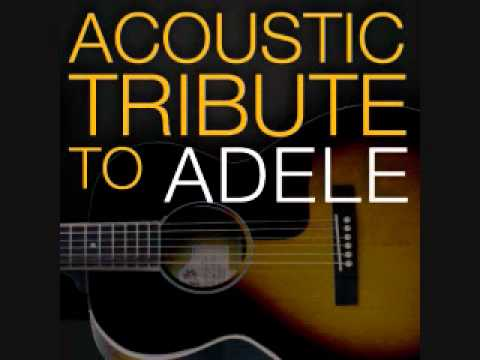 Don't You Remember - Adele Acoustic Tribute