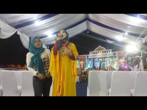 Bidadari Surga ada Di Medan ketika Ramadhan Fair