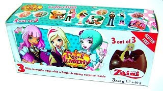 Chocolate Egg Surprise Regal Academy School of Fairytales from Zaini BLUTOYS