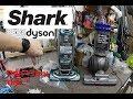 Shark Vacuum Vs Dyson Animal Ball 2  Why you don't buy a shark or Dyson vacuum .