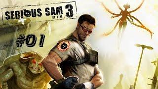 видео Прохождение Serious Sam 3