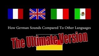 How German Sounds Compared To Other Languages (Ultimate / Full Version) || CopyCatChannel thumbnail