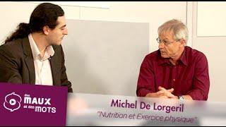 Nutrition et exercice physique - Michel de Lorgeril