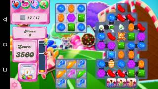 Candy Crush Saga Level 1432 Walkthrough