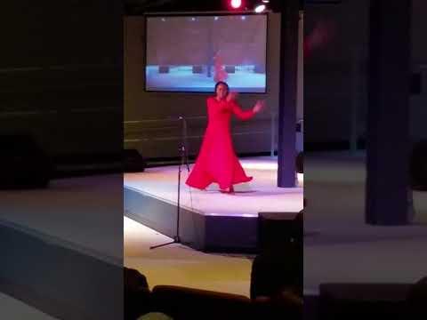 "Praise Dance To ""Your Spirit"" By Tasha Cobb Leonard Ft. Kierra Sheard"