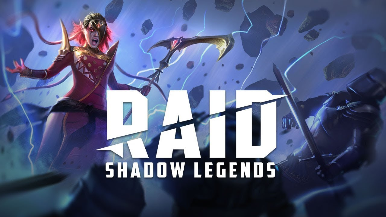 Mobile RPG 'Raid: Shadow Legends' out now for Android, iOS