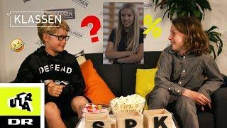 Hvor mange procent sætter Laurits på Kasper som ven? | Klassen S, P eller K | Ultra