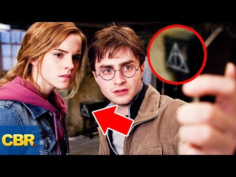 10 Harry Potter Easter Eggs You Probably Missed
